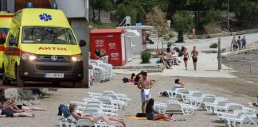 U Splitu novi temperaturni šok