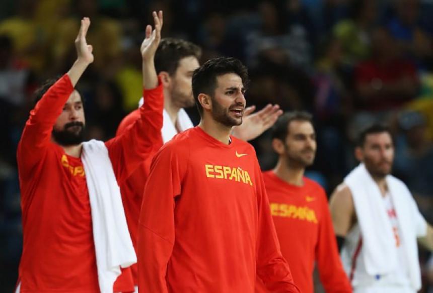 Test za SP: Španija slavila protiv Litvanije!