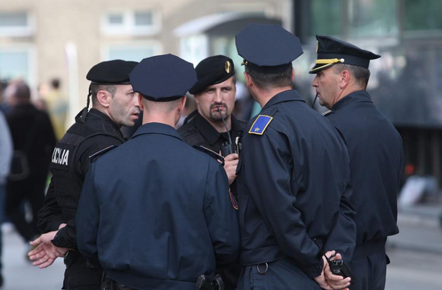MJERE: Na Paradi ponosa više od 1.000 policajaca