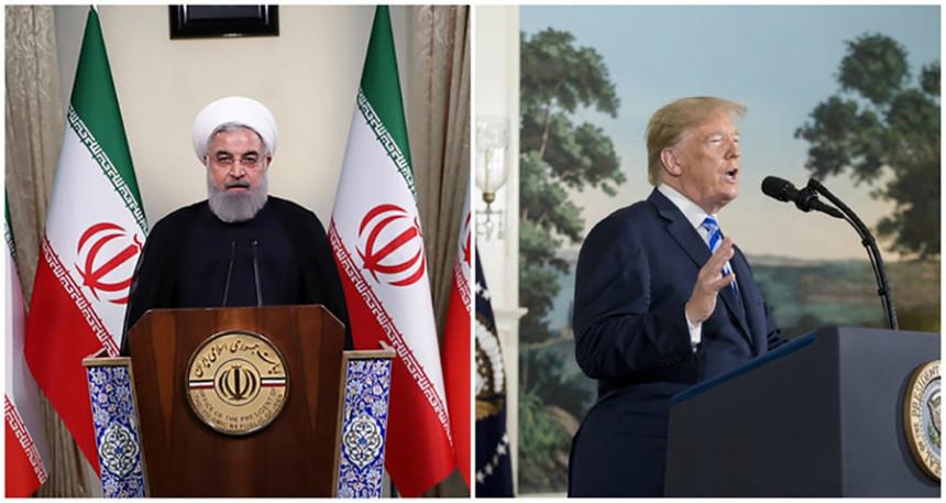 TENZIJE: Amerika uvela nove sankcije Iranu