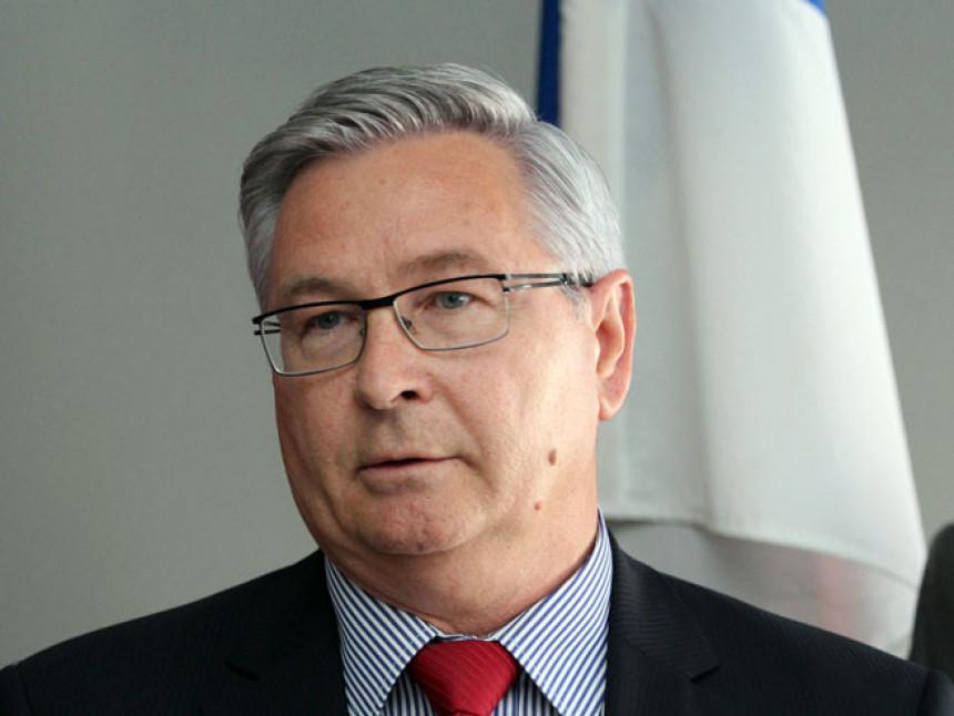 Gligorić: Krila Milorada Dodika