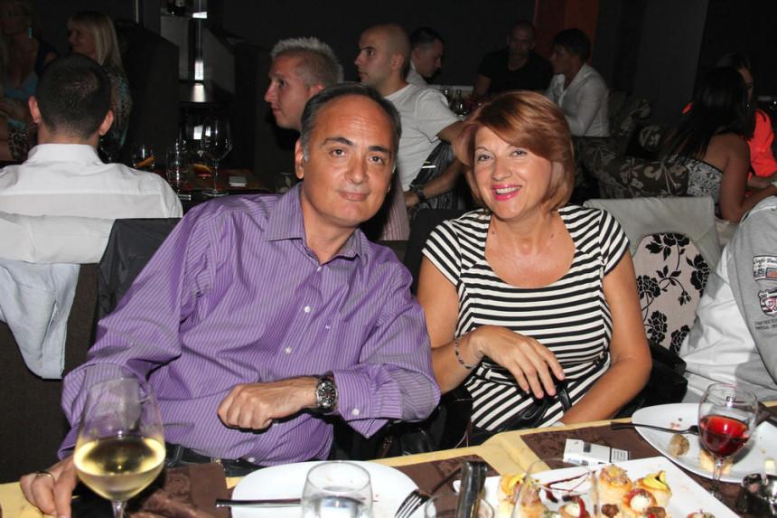 Bilja i Aca Ilić proslavili 30 godina  braka!