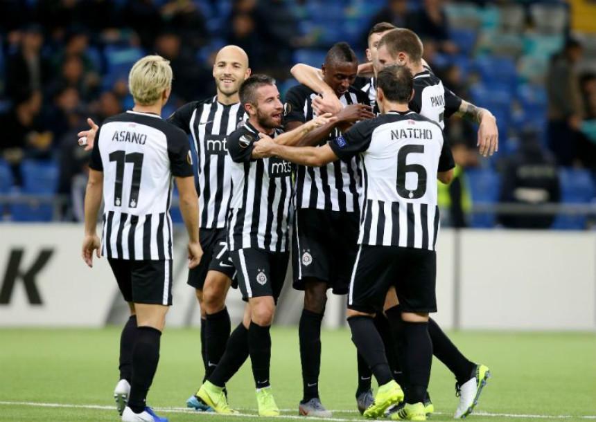 LE: Sadik pogađao, Partizan pobijedio!