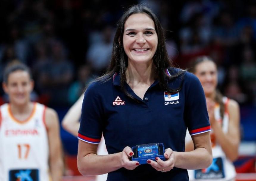 Sonja Petrović: Biću spremna za kvalifikacije, za OI!