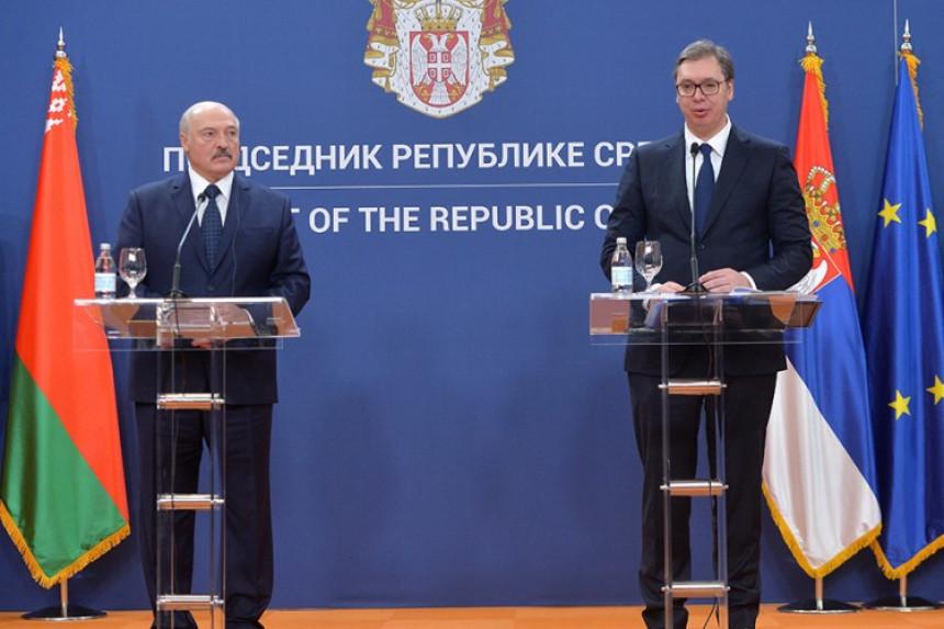 Lukašenko je jedan od rijetkih pravih prijatelja