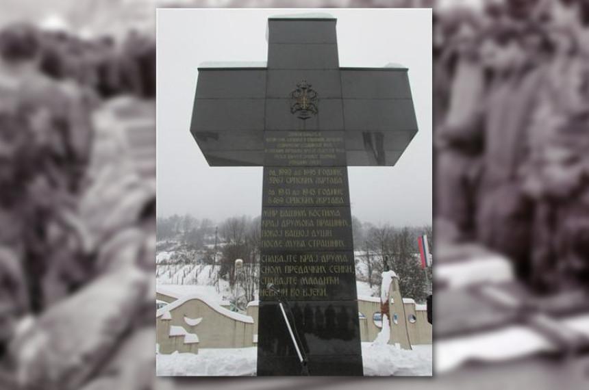 Parastos za ubijene Srbe u Kravici