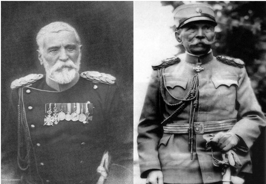 Ponižavanja velikih srpskih vojskovođa