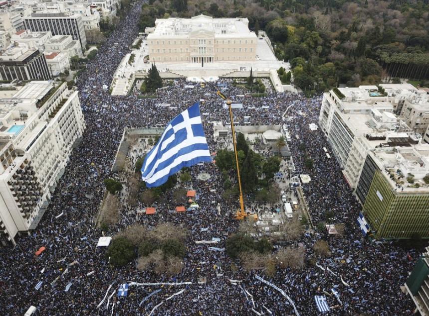 Ciprasova poruka demonstrantima