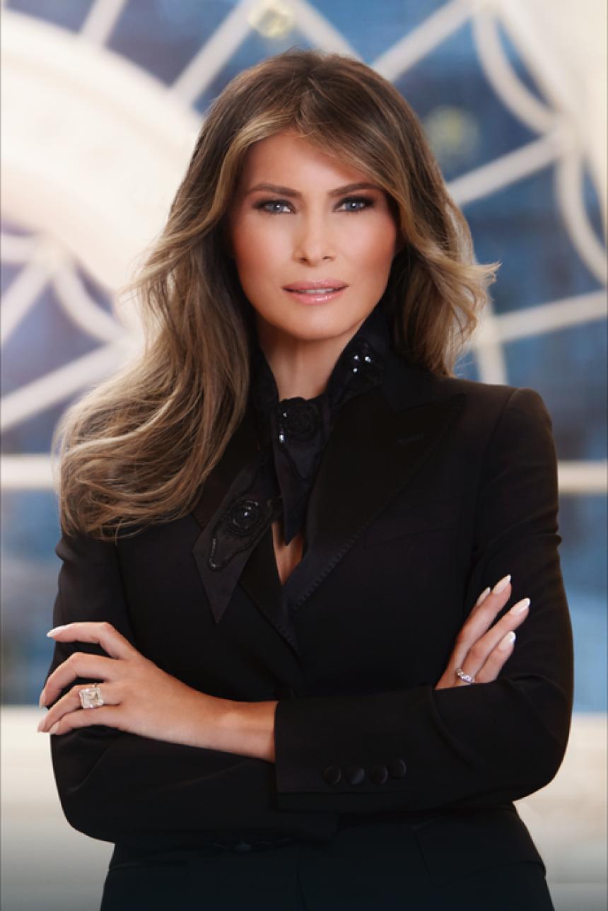 Zvanični portret prve dame SAD
