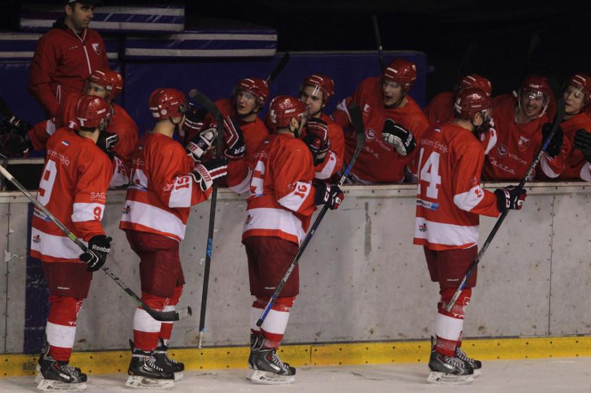 Црвена звезда регионални шампион у хокеју!