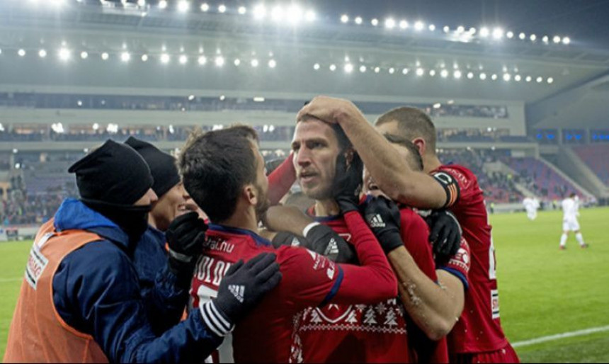 Kup: Nikolićev Vidi je nezaustavljiv!