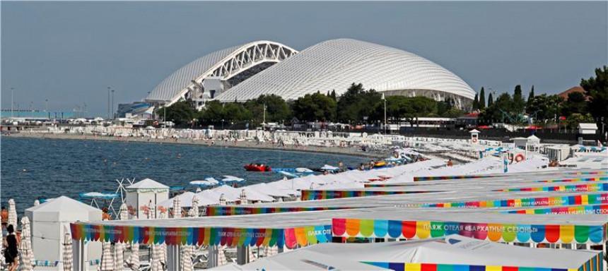 Soči je najveseliji grad u Rusiji