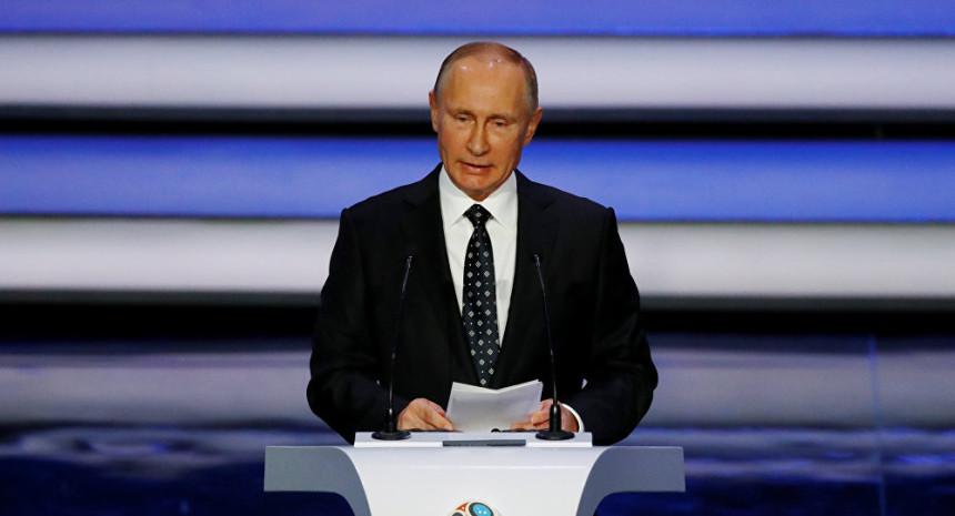 Putin na otvaranju Mundijala