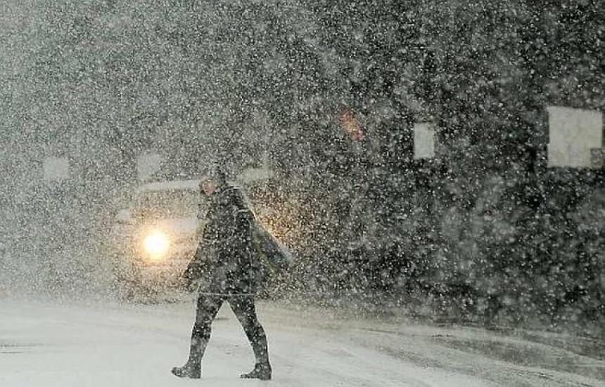 Sutra kiša, na planinama snijeg