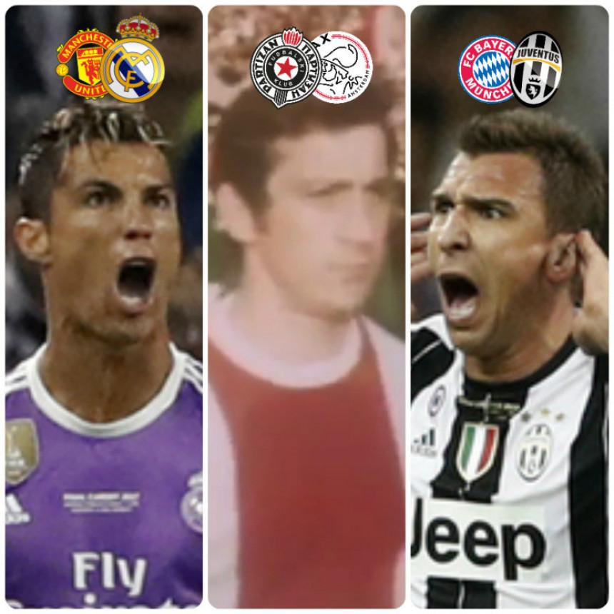 Srbin, Hrvat i Ronaldo!