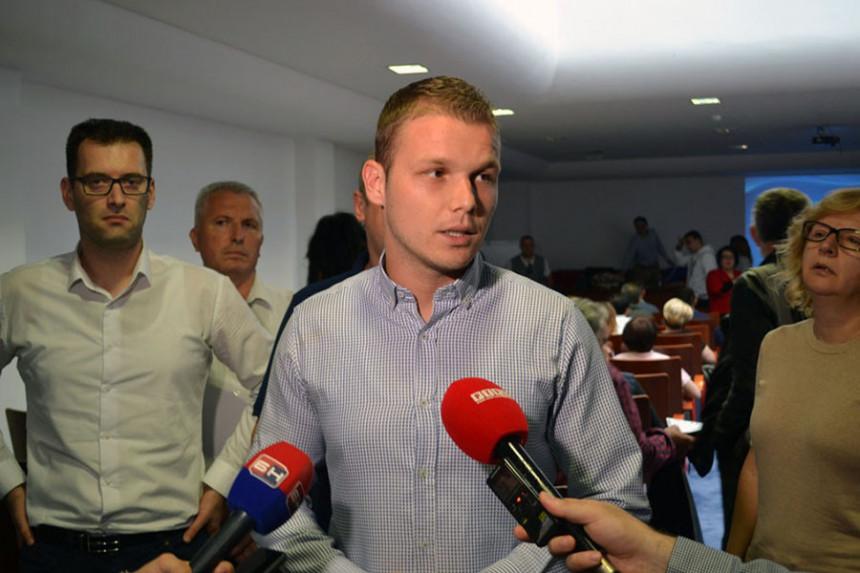 Stanivuković u trci za gradonačelnika