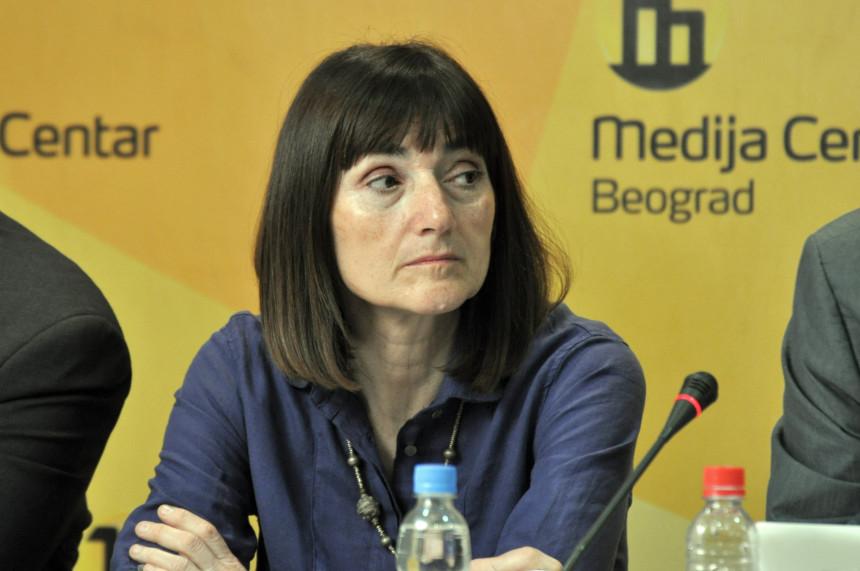 Ljiljana Smajlović podnijela ostavku