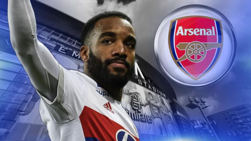 Dogovor pao, Lakazet stiže u Arsenal!