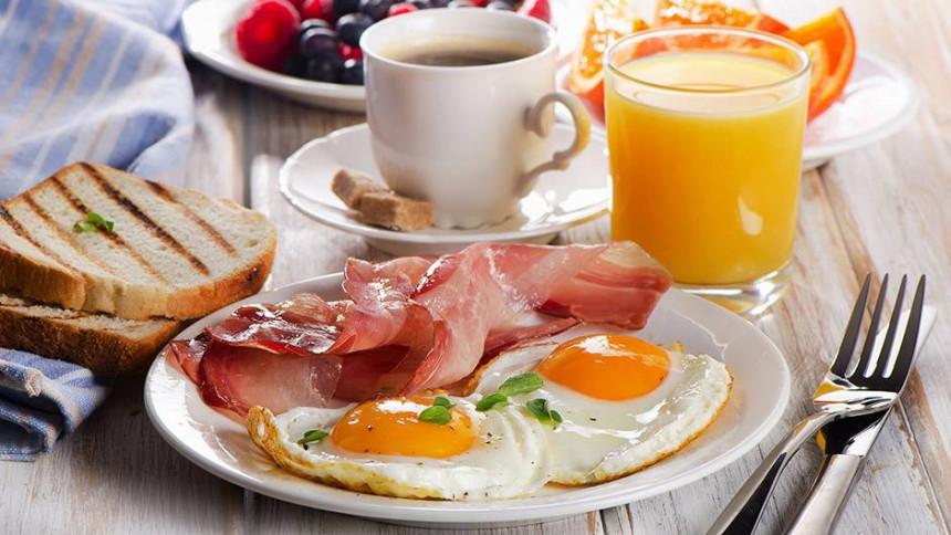 Doručak obavezan