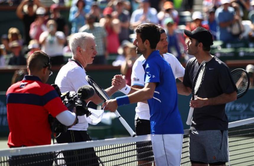 Mekinro: Kako da pobijedite Novaka? Pomolite se!