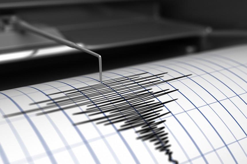 Jak zemljotres u Kaliforniji