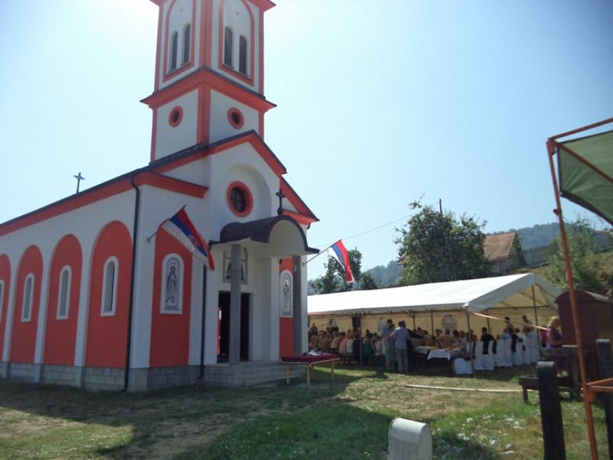 Srbac:Obilježena krsna slava