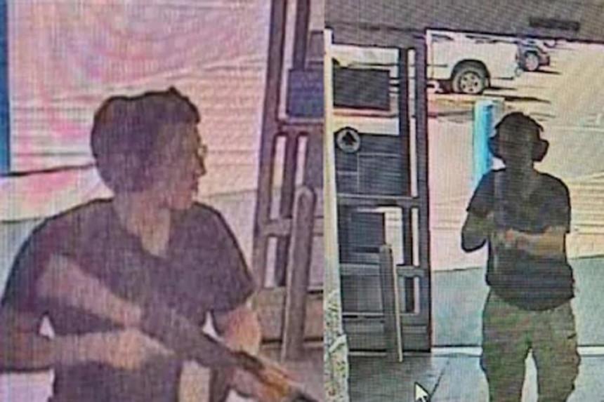 Napad: Ovo je ubica iz Teksasa