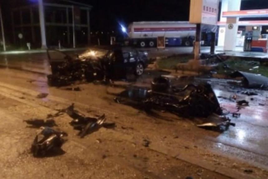 Suvozač iz BMW-a podlegao nakon nesreće u Visokom
