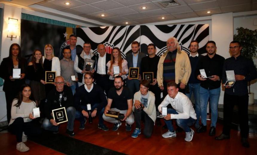 Partizan proslavio 74. rođendan...