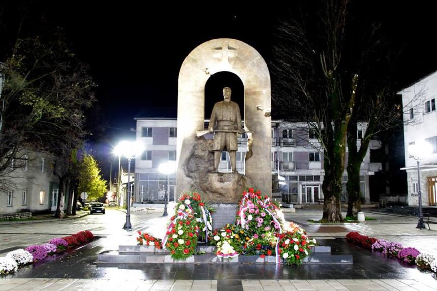 Nevesinje: Ne kaljajte svetost Mitrovdana! (video)