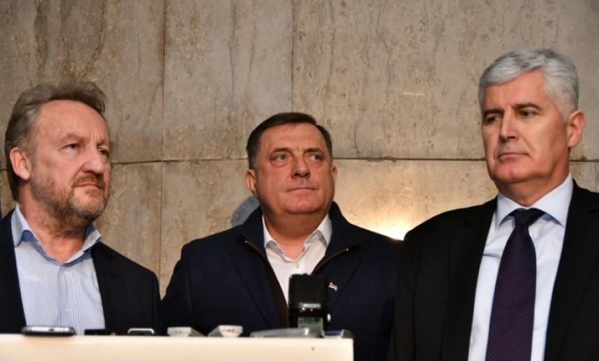 Šta to spremaju Dodik, Čović i Izetbegović? | Radio Televizija BN