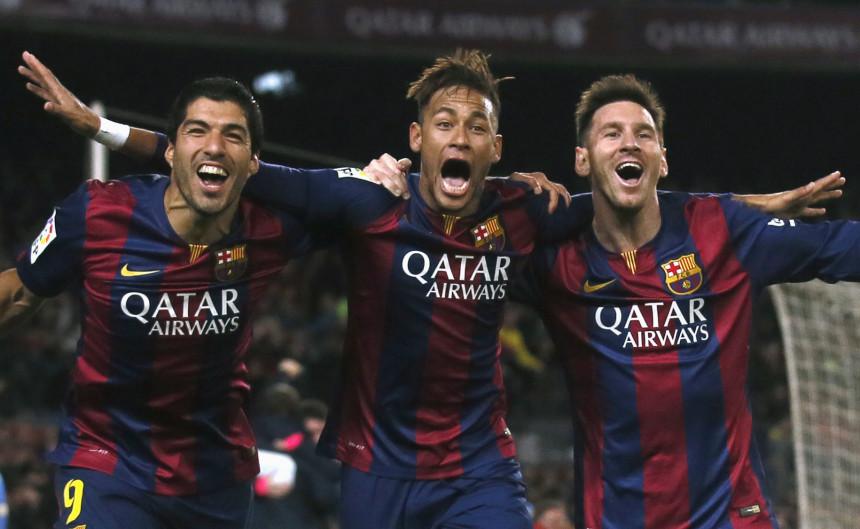 Енрике: Трио Меси, Суарез и Нејмар – најбољи у историји!