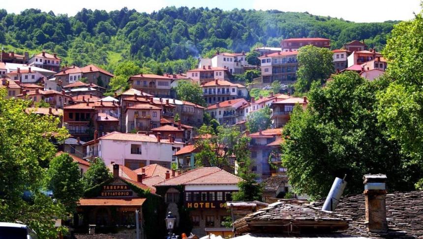 Selo u kojem ćete probati najljepše pite i vino u Grčkoj