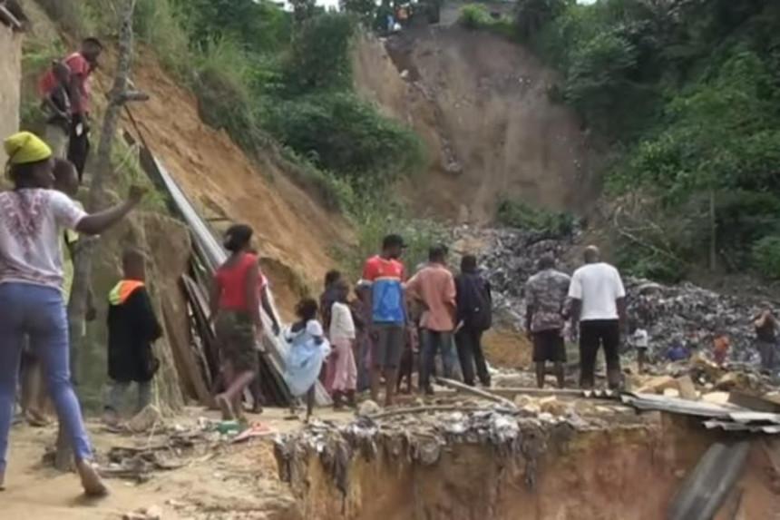 Poplave u Kinšasi, 44 mrtvih