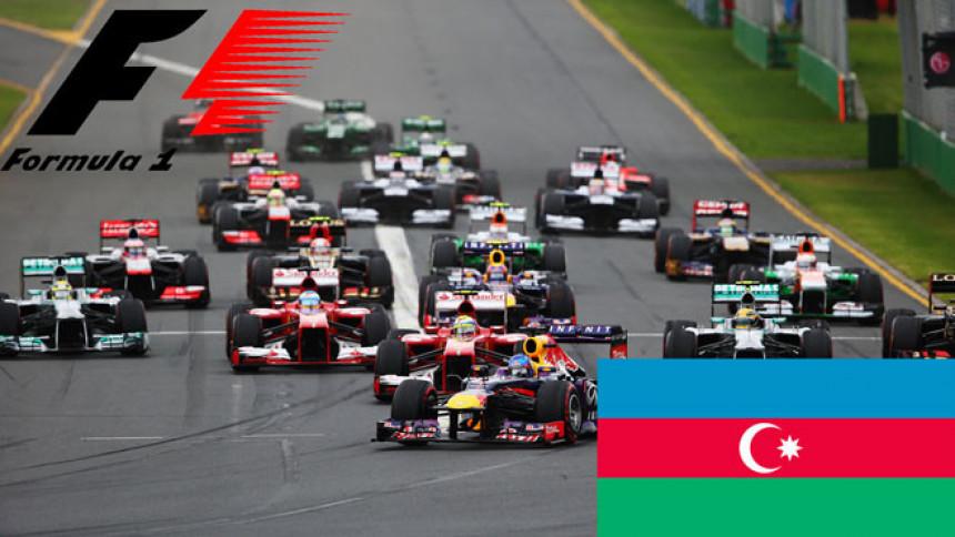 Formula 1 u Azerbejdžanu do 2023. godine