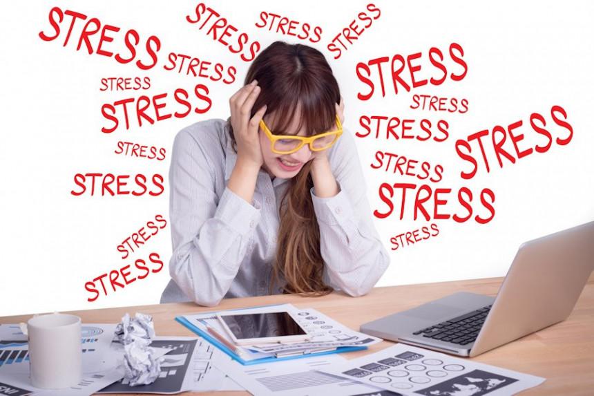Naša reakcija na stres ima nekoliko faza