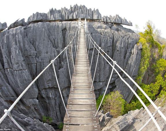 Najopasniji most na svijetu
