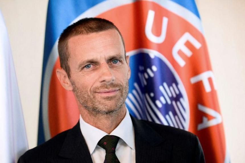 Čeferinova oštra poruka najjačim evropskim ligama!