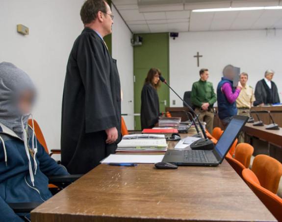 Teroristi osuđeni u Njemačkoj