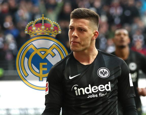 Luka Jović i Real: 50.000.0000 + 10.000.000!