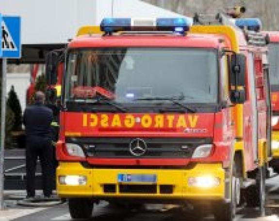 Salcburg: Izgorio srpski autobus