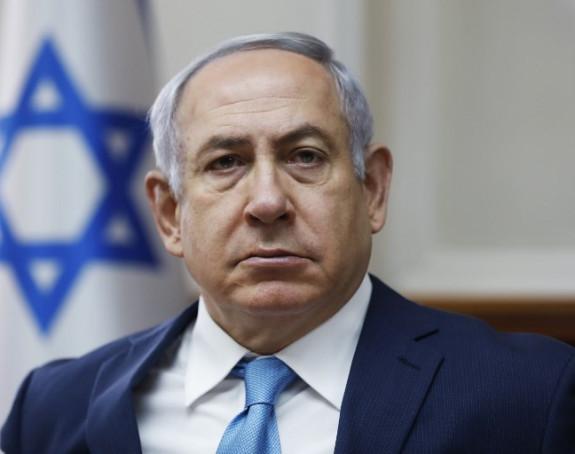Netanjahu izdao naredbu vojsci