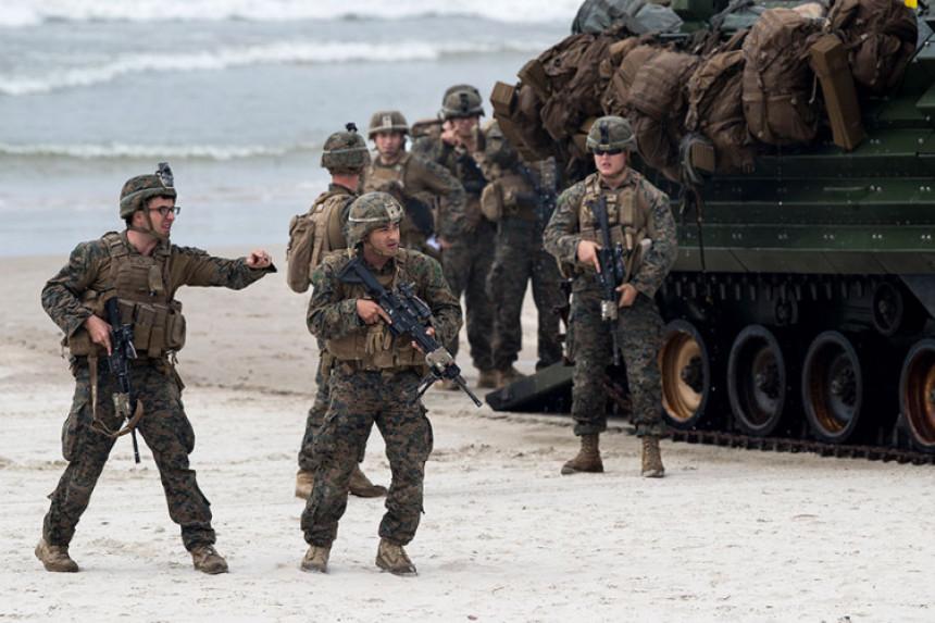 SAD traže više borbenih snaga