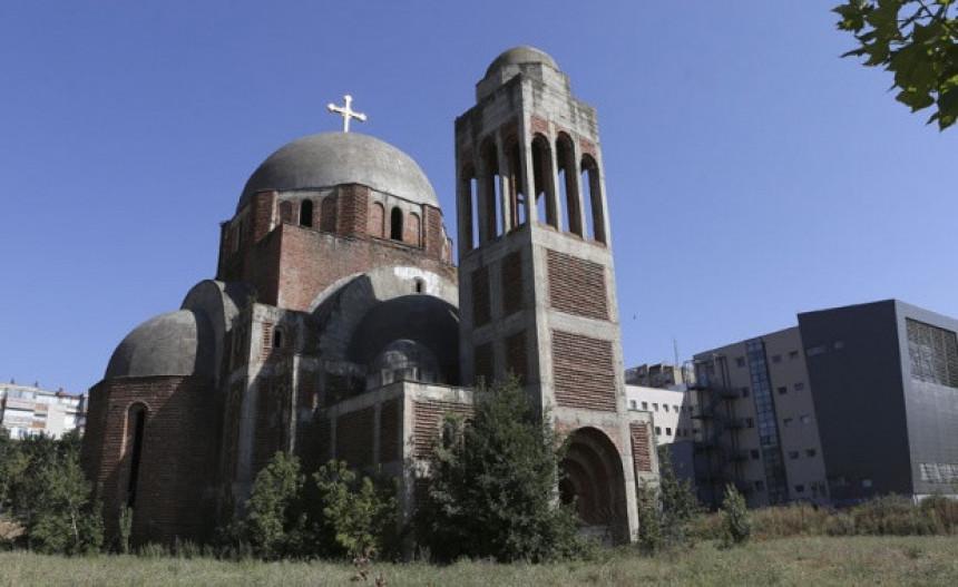 Albanci bi da ruše srpsku svetinju!