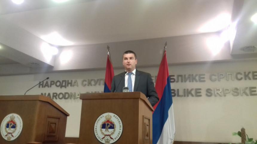 Todorović: Sve je prema zakonu