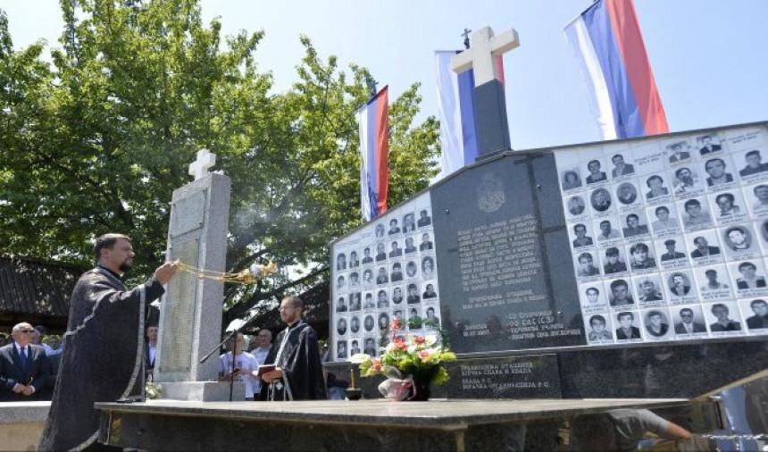Pomen za 3.500 Srba iz Podrinja