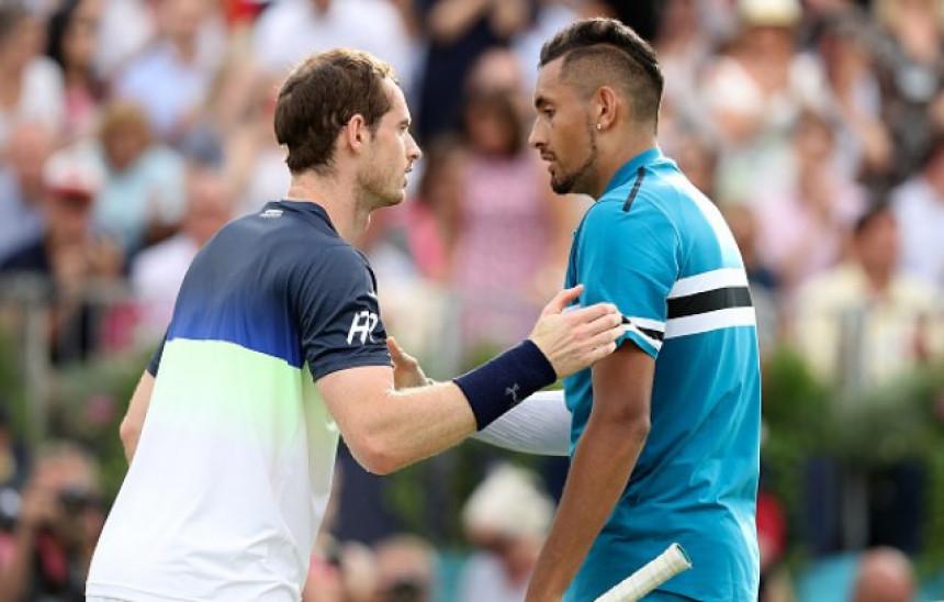 Mari: Kirjos mora da nađe balans između tenisa i zabave!