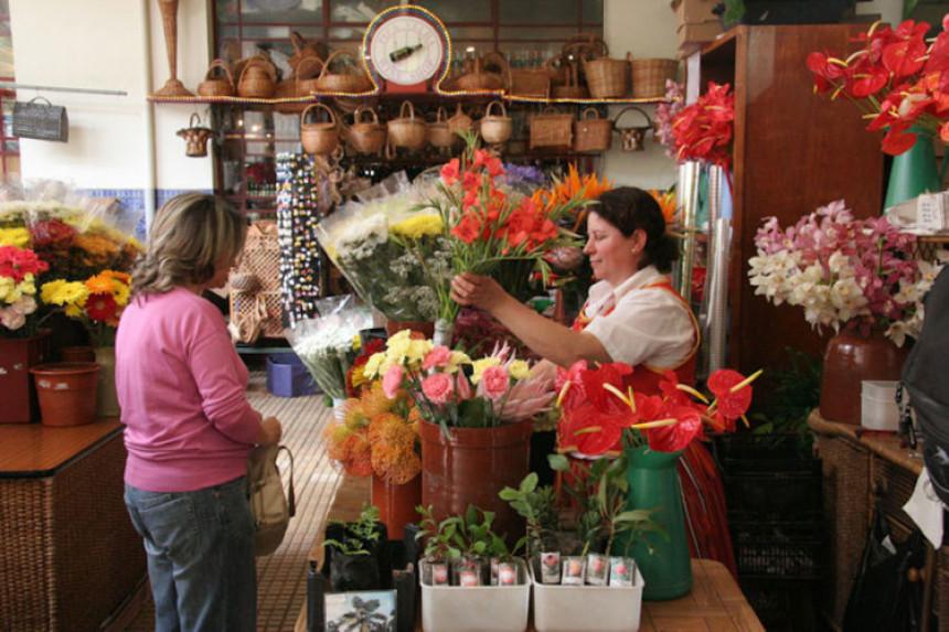 Srpska: Ni cvjećarima baš ne cvjetaju ruže