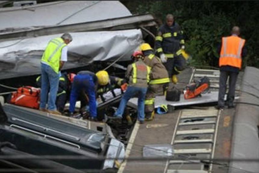 300 povrijeđenih u sudaru vozova