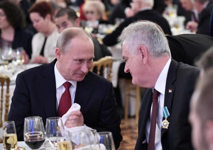Tri sata sam s Putinom pričao